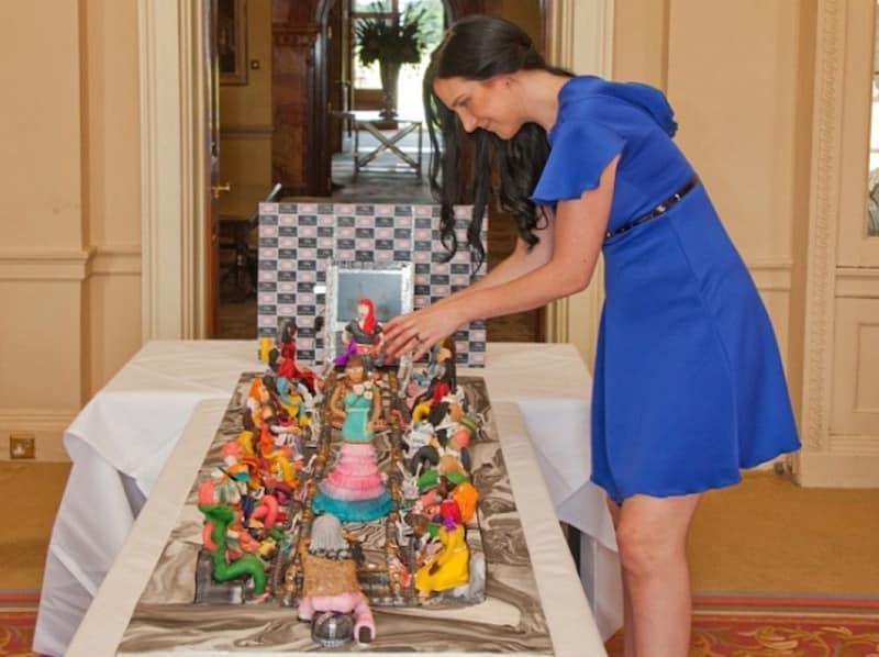 世界一高級なバースデーケーキは約54億円するという雑学