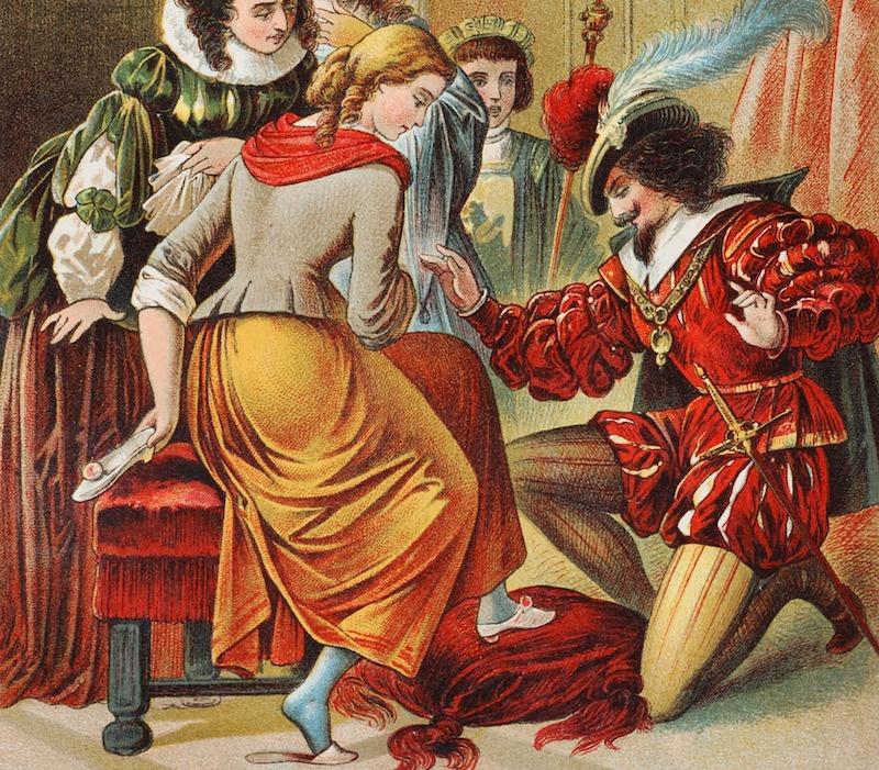 「シンデレラ」の義理の姉たちは、王子様と結婚するために足を切っているという雑学
