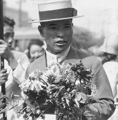 金栗四三は約55年かけてゴールしたマラソン選手という雑学