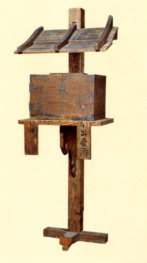日本初のポストは四角い木製の箱についてのトリビア