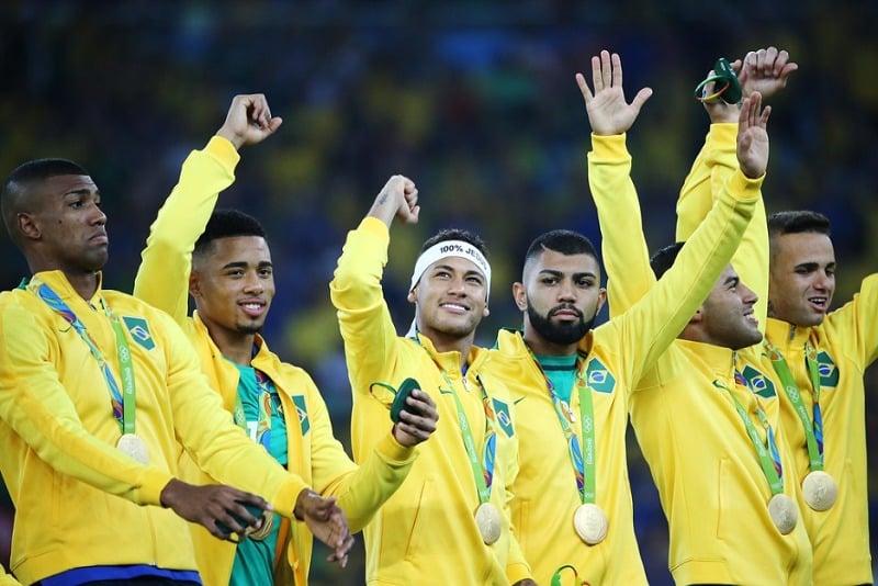 地元開催のリオ・オリンピックでようやく初優勝についてのトリビア