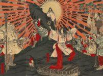 日本の神様は天津神と国津神の2種類に分類されるという雑学