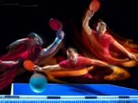 2000年に卓球ボールが大きくなった理由に関する雑学