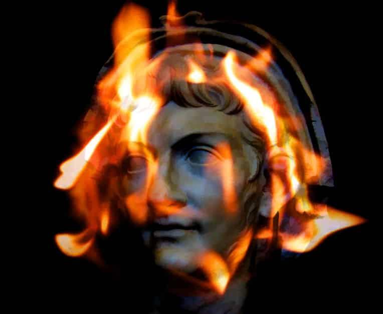 暴君ネロは古代オリンピックに参加していたという雑学