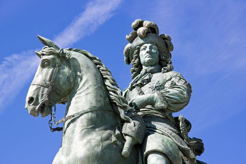 ヴェルサイユ宮殿はルイ14世が愛人とのデートで思いついたのがきっかけというトリビア