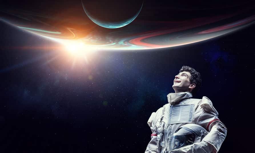 宇宙船の中では「背が伸びる」?に関する雑学