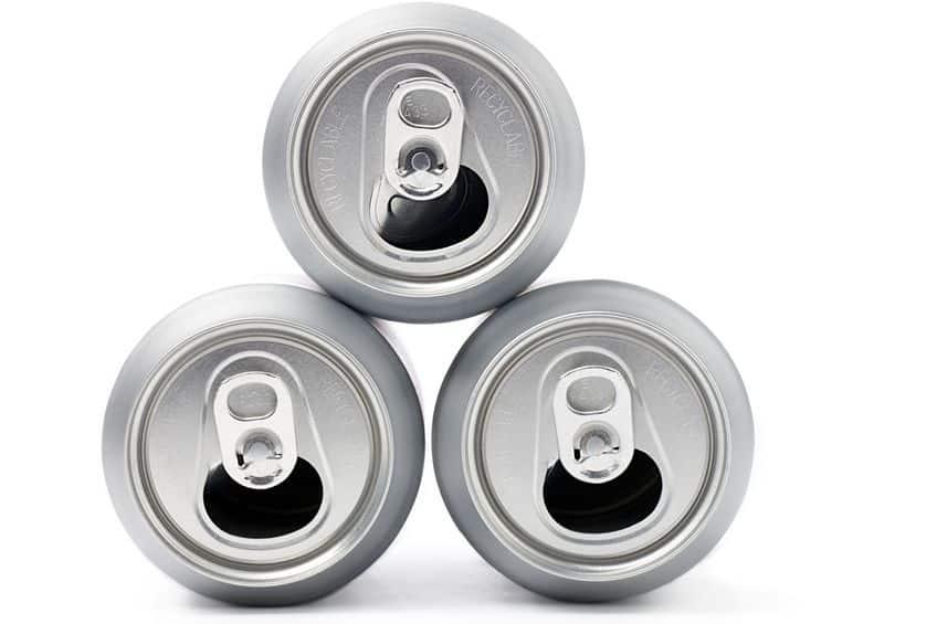 空き缶でも悪霊払いというトリビア
