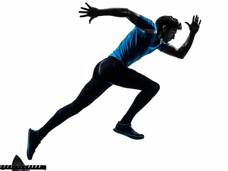 人間は、理論上時速64kmで走ることが出来るというトリビア