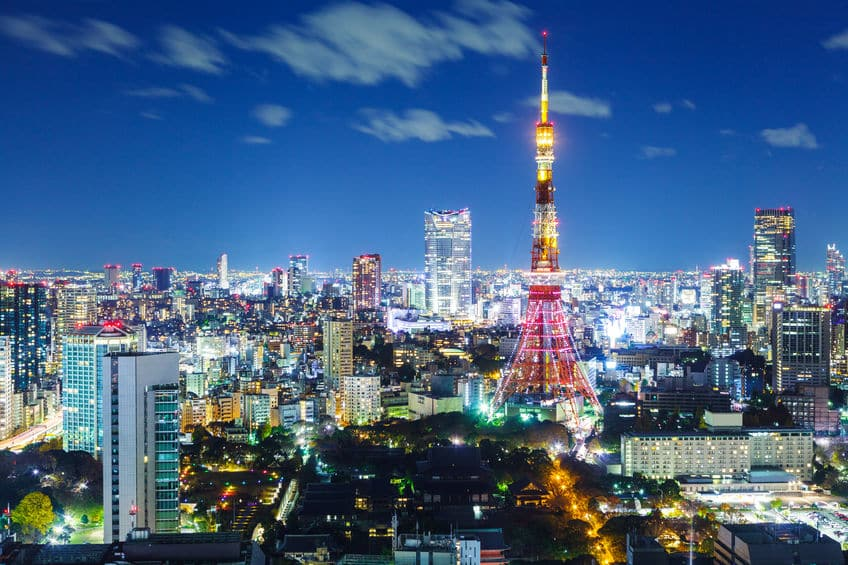 東京タワーは戦車でできている?という雑学