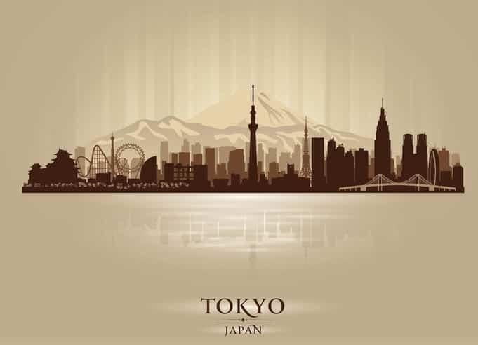 東京はもともと「とうけい」と呼ばれていたという雑学