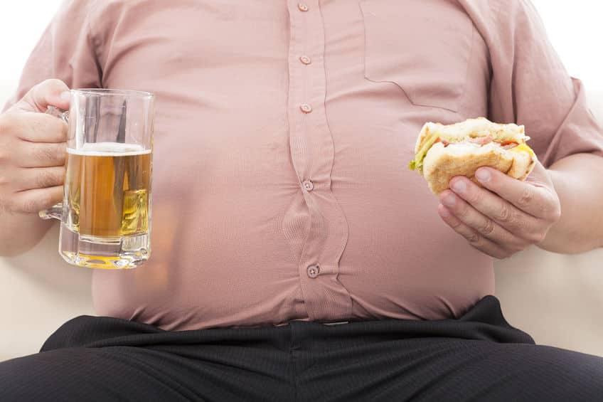 太ると頭が悪くなるかもという雑学