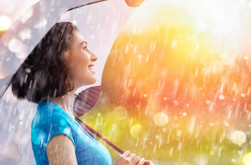 雨にはステキな響きの名前もあるというトリビア