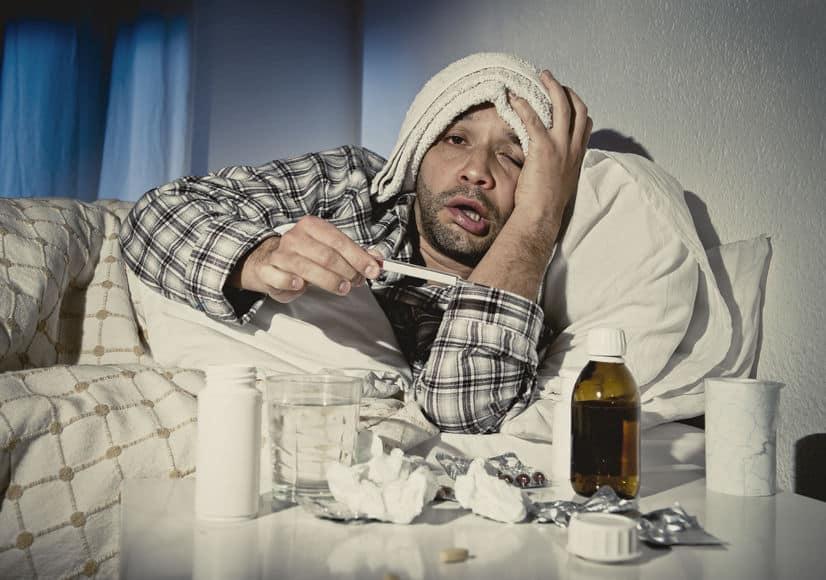 「インフルエンザ」と「風邪」は違う病気という雑学