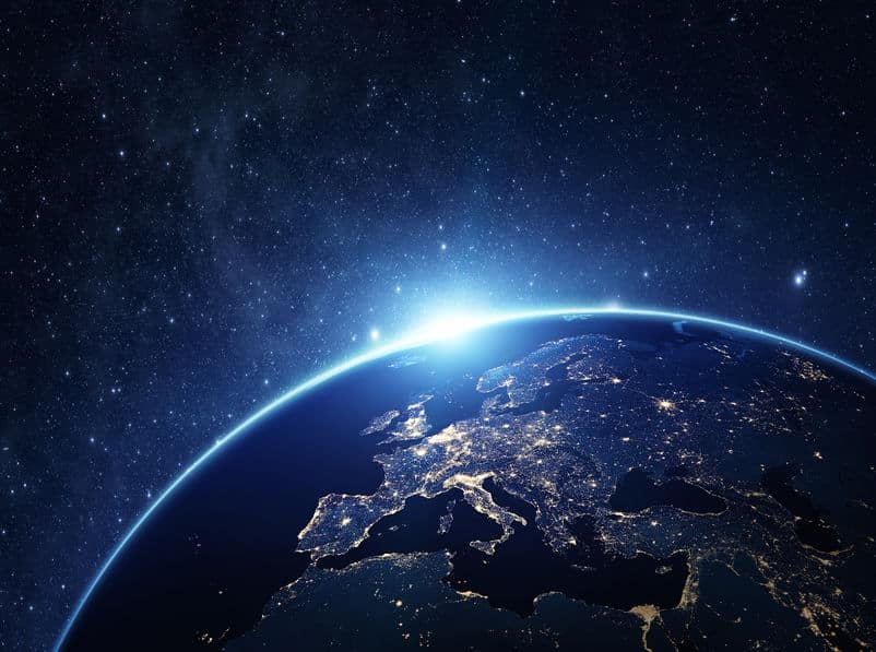 スペースデブリ。地球の周りは数千万個の宇宙ゴミが回っている。という雑学まとめ