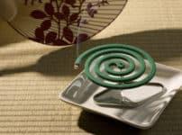 蚊取り線香がうずまき型なのは、長時間燃焼させるための秘策だったという雑学