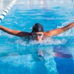 バタフライは平泳ぎが進化したものという雑学