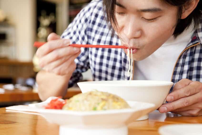イタリアではズルズルと麺をすするのもマナー違反についてのトリビア
