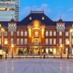 東京駅内のタイルには秘密のマークが埋め込まれているという雑学