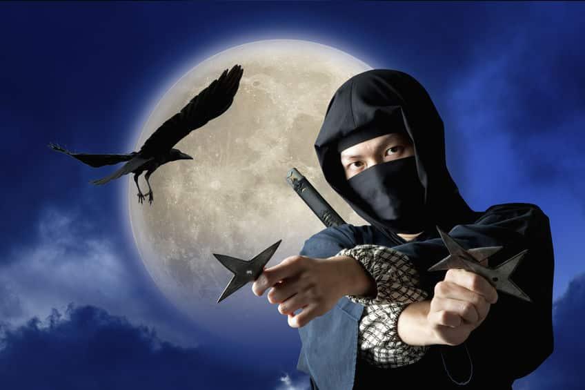 伊賀市と甲賀市では2月22日は「忍者の日」という雑学