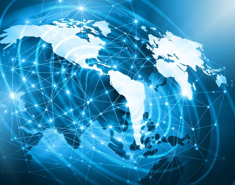 最初にインターネットを繋いだのはアメリカの大学というトリビア