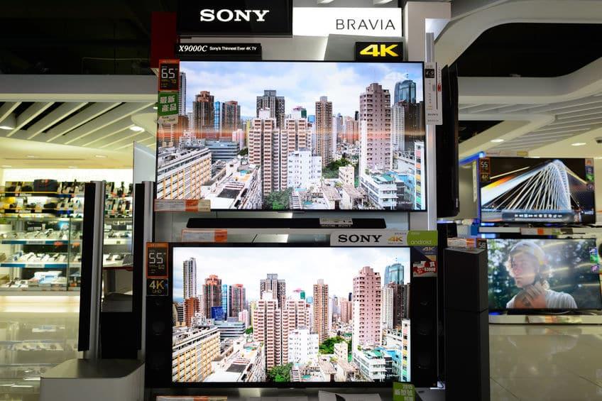 電気屋さんの店頭のテレビはNHKの受信料を払わなくて良いという雑学