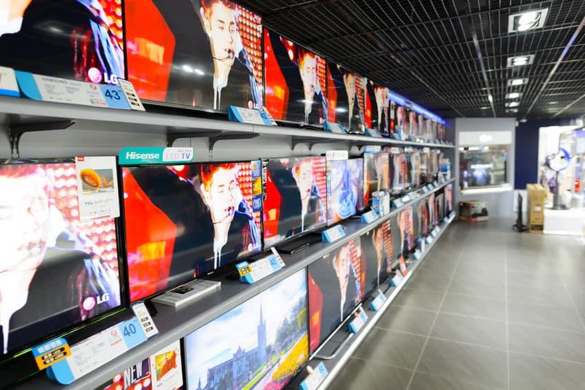 電気屋さんの店頭のテレビはNHKの受信料を払わなくて良いというトリビア