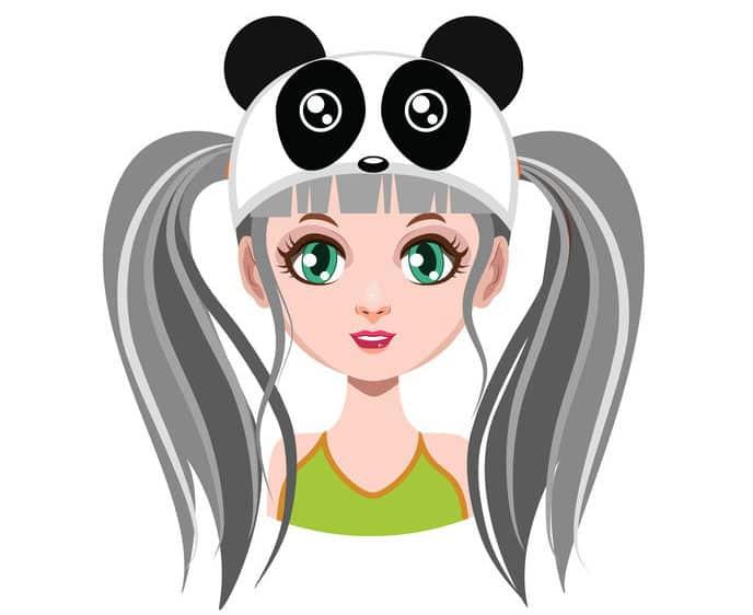 女性の髪型ツインテールの由来は怪獣の名前からという雑学