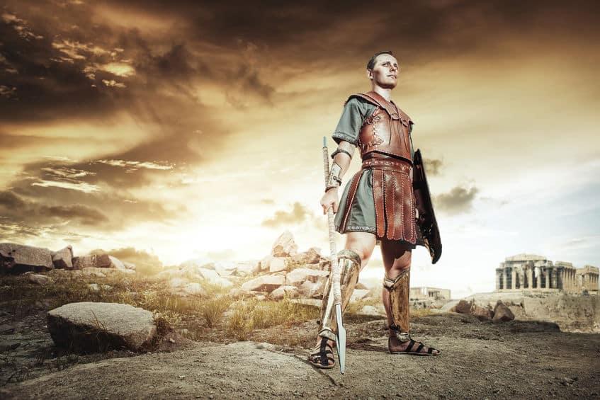 紀元前ギリシャには男性の同性愛者だけの軍隊があったという雑学