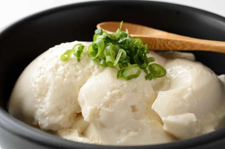 豆腐が庶民の口に入るようになったのは江戸時代からだったというトリビア