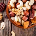 主食をナッツにすると糖尿病が改善するかもという雑学