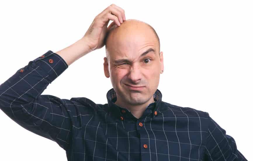 頭は毛を剃ったら濃くなる?に関する雑学