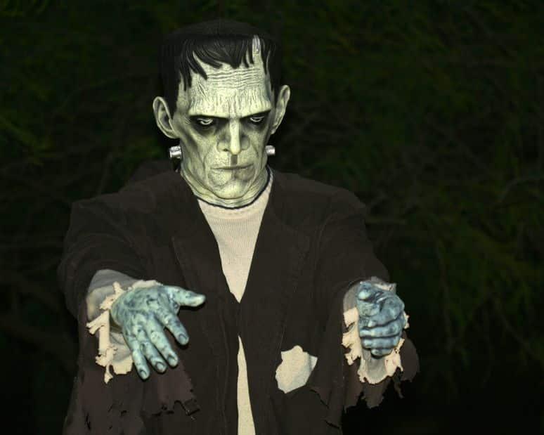 フランケンシュタインは怪物の名前ではなく、博士の名前という雑学