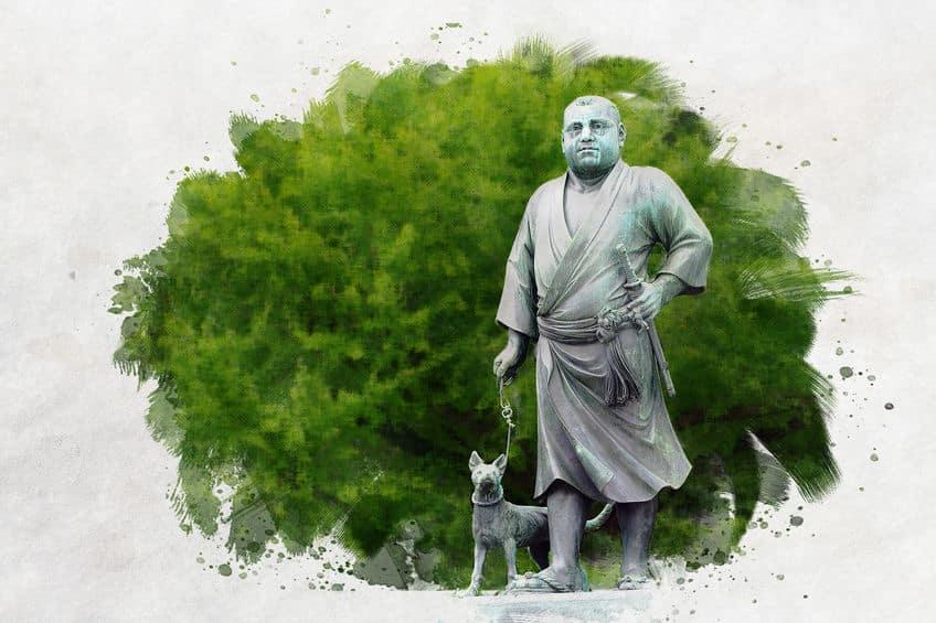 西郷隆盛の銅像は…上野と鹿児島では着ている服が違うぞ…?という雑学まとめ