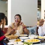 本場インドでは「ナン」の形は丸いという雑学