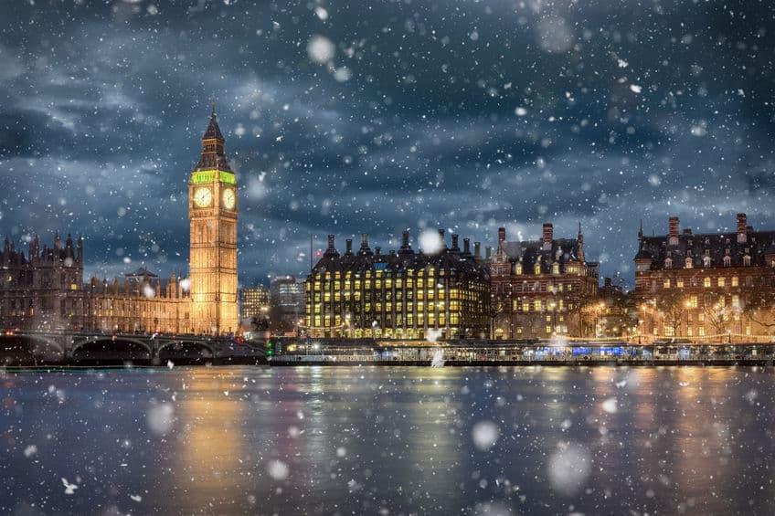 気温が5度以上でも雪が降る理由に関する雑学