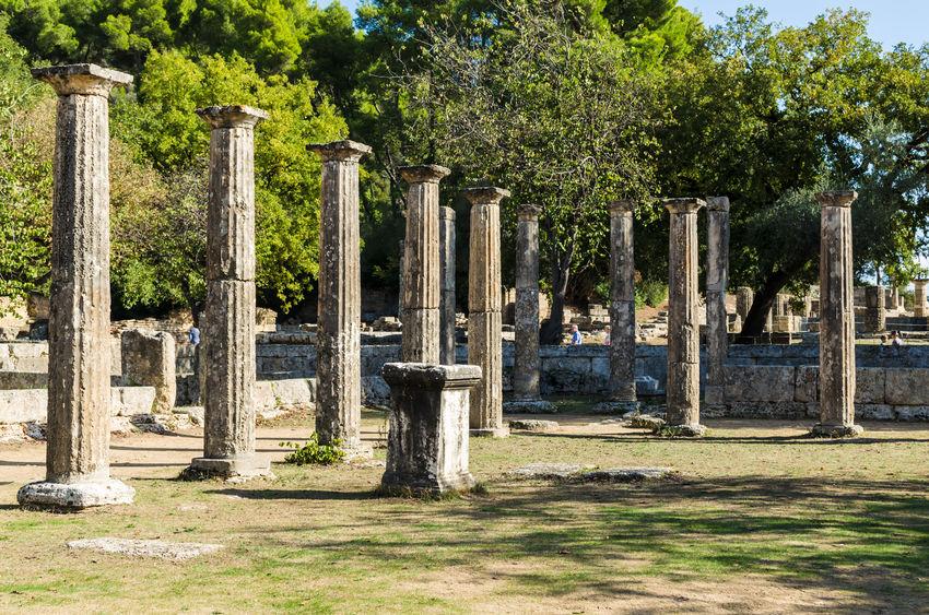 古代ギリシャは紀元前776年からオリュンピア大祭をやっていたというトリビア