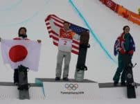 日本人初の金メダル受賞の表彰台では「君が代」が途中から始まったという雑学