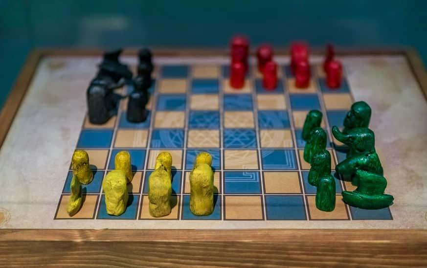 日本の将棋と西洋のチェス、もともとは同じゲームだった?に関する雑学