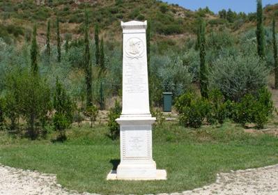 近代五輪の父・クーベルタンの心臓はギリシャのオリンピアに埋められているという雑学