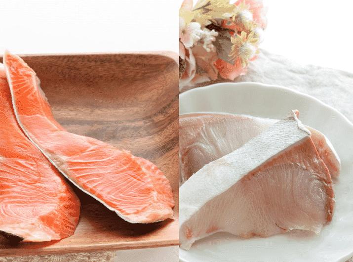 赤身魚と白身魚は身の色で決められているわけではないという雑学