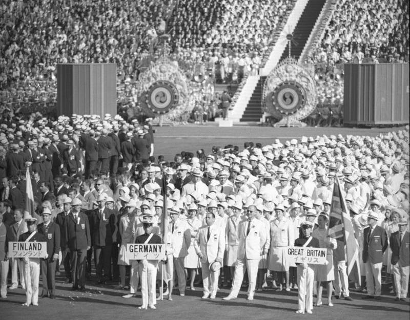 8千羽のハト!1964年東京五輪の開会式で放たれたハトの数がヤバい。という雑学まとめ