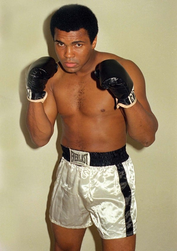 元ボクシング世界ヘビー級チャンピオン、モハメド・アリも金メダルをなくしているについてのトリビア