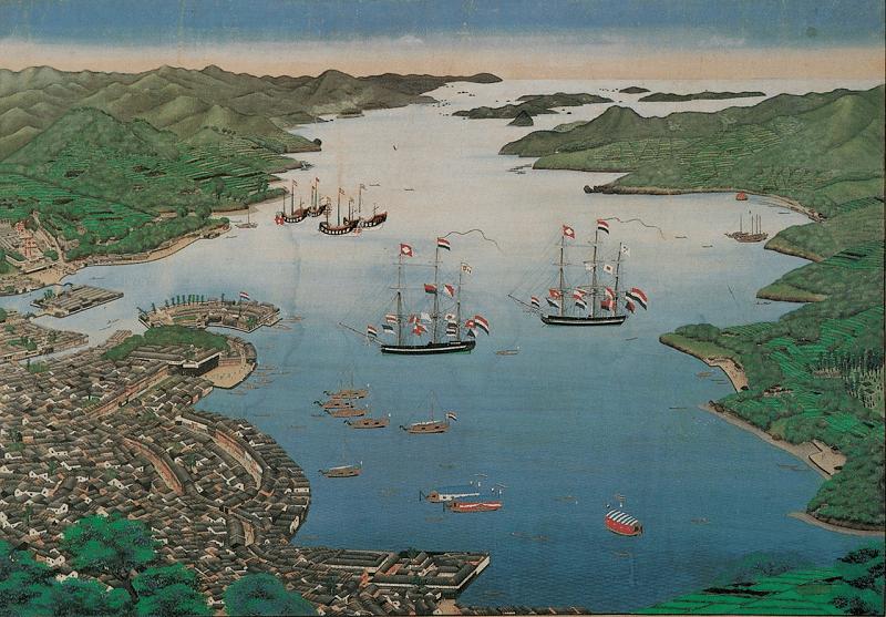 ボウリングだけじゃない!長崎・出島は、外国の最先端な文化が集まる世界の見本市だった!というトリビア