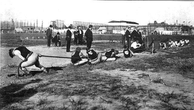 1904年に開催されたセントルイスオリンピックは、とんでもオリンピックだった!というトリビア