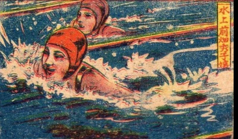 日本人初の女性金メダリストの金メダルは復元されたものという雑学