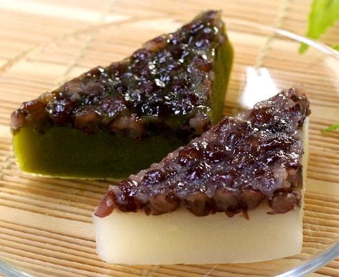 和菓子の「水無月」は氷の節句に食べる風流なお菓子という雑学