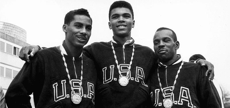 1960年のローマ大会から吊るし式のメダルが定着したというトリビア