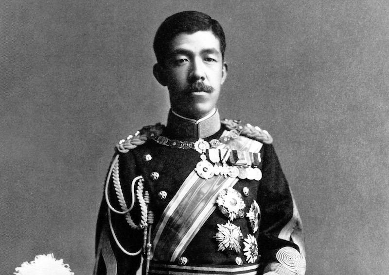 流星刀は大正天皇の成人祝いに献上されたという雑学