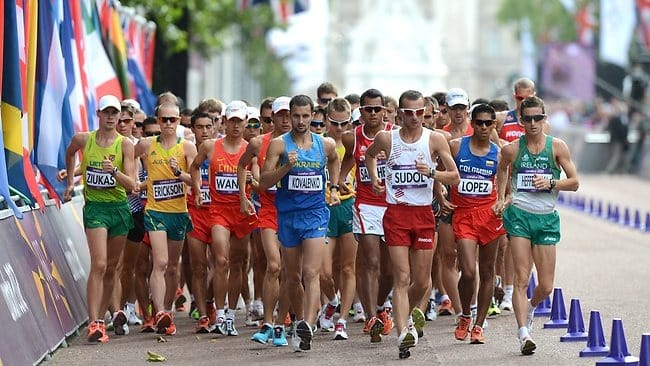 五輪でマラソンより長距離&過酷な種目…それは競歩!についての雑学まとめ