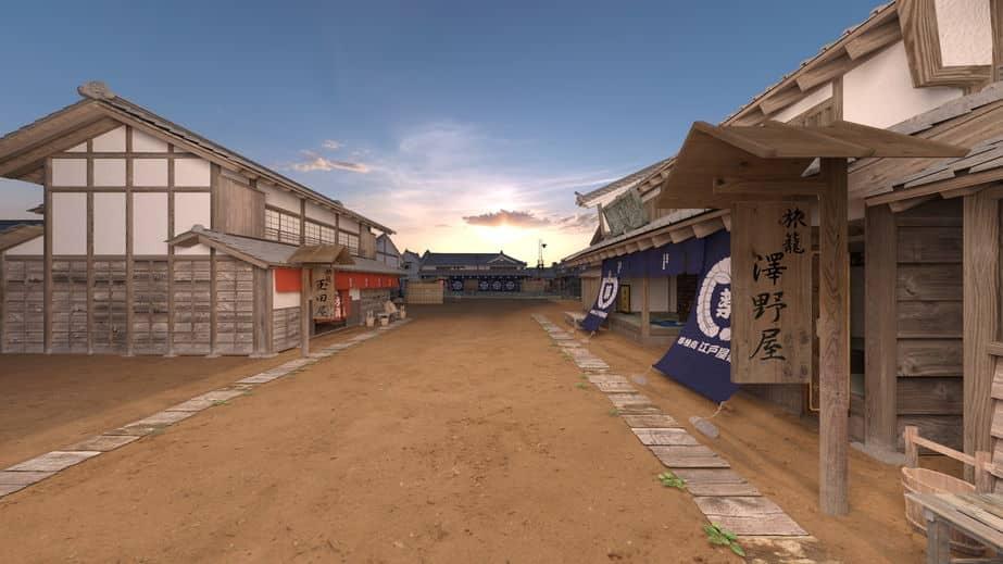 宿場町が抱える、遊女の数には制限があったというトリビア